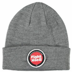 "name it NITBACK lasten ""Fight Back"" neulepipo, Dark Grey Melange"