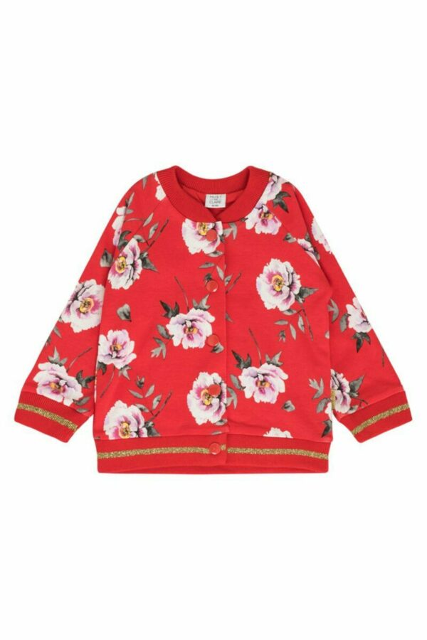 HUST AND CLAIRE 59514280 collegetakki, Poppy Red