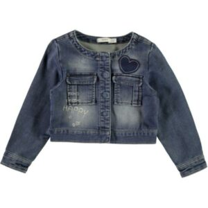 name it NMFADEA pienten farkkutakki, Medium Blue Denim