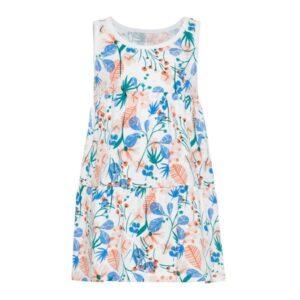NAME IT NMFVIGGA mekko, Bright White/Flowers