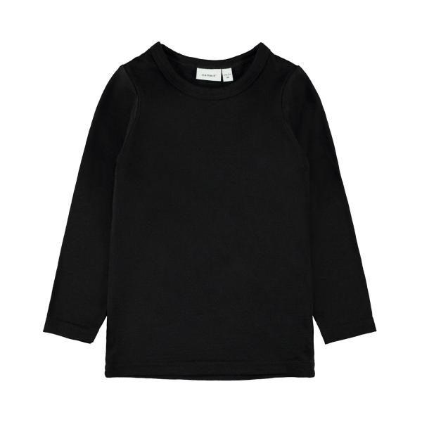 NAME IT NMMWANG merinovillainen paita, Black