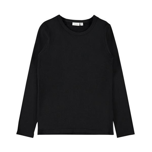 NAME IT NKMWANG merinovillainen paita, Black
