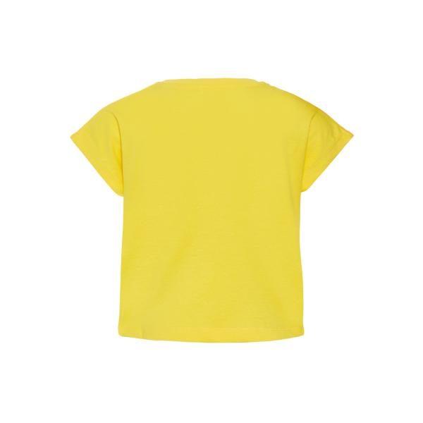 NAME IT NKFVILMA katkaistu T-paita, Primrose Yellow