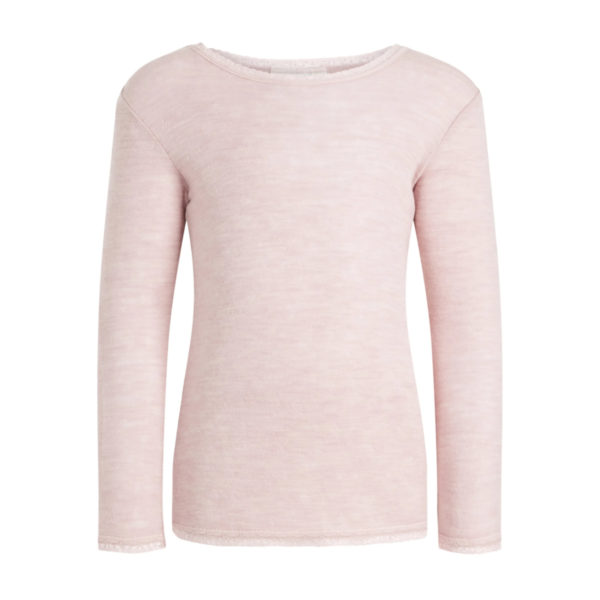 NAME IT NKFWANG merinovillainen paita Burnished Lilac
