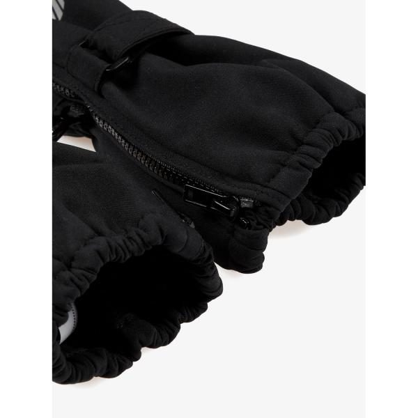 NAME IT NMNALFA softshell-käsineet, Black