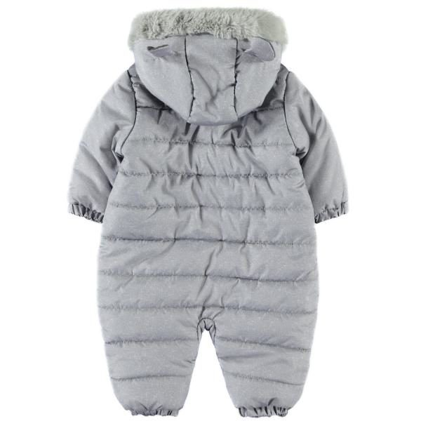 NAME IT NBNMOI vauvan toppahaalari, Grey Melange