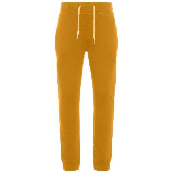 NAME IT NKMSWEAT Collegehousut, Golden Orange