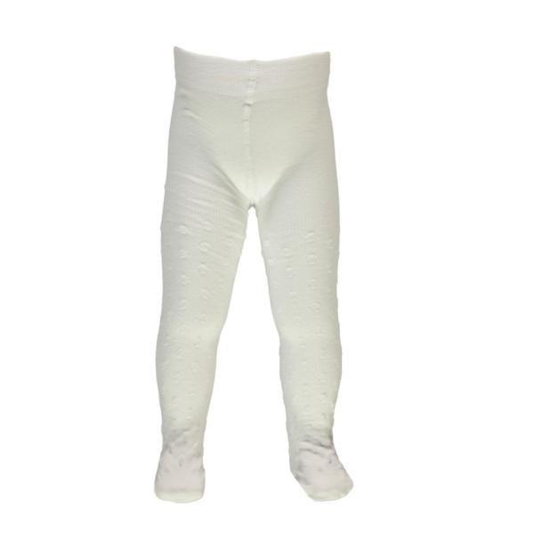 name it NMFHANNAH pienten sukkahousut, Bright White