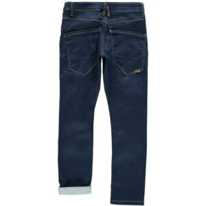 NAME IT NKMROBIN 3157 poikien farkut, Dark Blue Denim