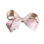 BUSYLIZZIE 300851 rusettihiuspinni Pink