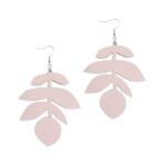 TUOKIO taimi-korvakorut, Vaaleanpunainen