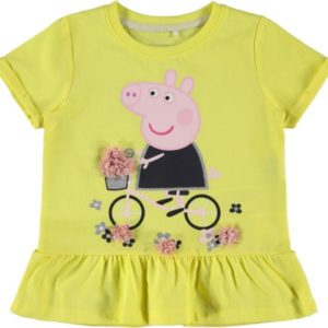 NAME IT NMFPEPPAPIG TONJE tunika, Limelight