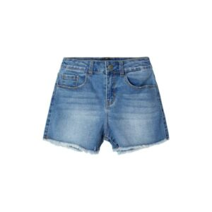 NAME IT NKFRANDI 1345 farkkushortsit, Light Blue Denim