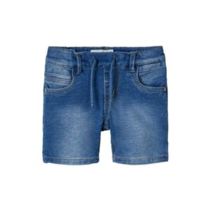 NAME IT NMMRYAN 2310 collegeshortsit, Medium Blue Denim