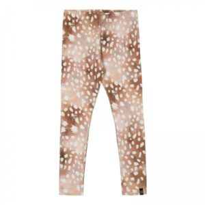 KAIKO lasten COPPER BAMPI LEGGINGS, Copper Bambi