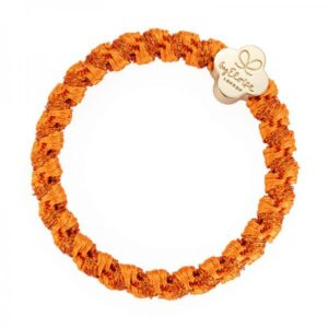 BY ELOISE Woven Dold Quatrefoil, Orange