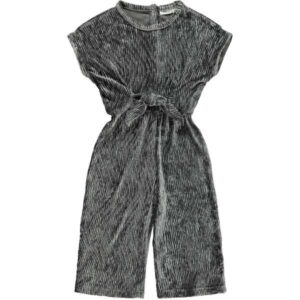 NAME IT NMFROBISA jumpsuit-asu, Granite Grey