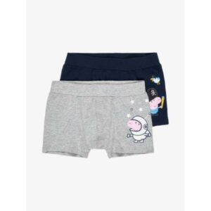 NAME IT NMMPEPPAPIG WILLIE boxerit 2kpl, Dark Sapphire