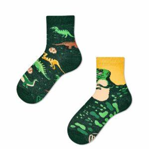 many mornings lasten Sukat dinosaurus THE DINOSAURS KIDS Socks