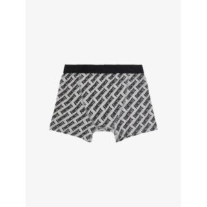 NAME IT NKMFORTNITE RUBEN boxerit 2kpl, Black+Grey Melange