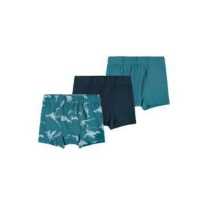 NAME IT NMMTIGHTS kolmet boxerit, Real Teal