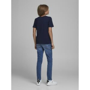 JACK &JONES JJELOGO T-paita, Navy Blazer