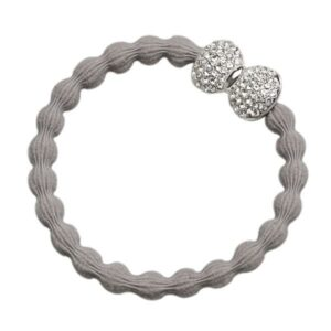 BY ELOISE pompula BLING BOW, Cloudy Grey