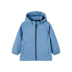 NAME IT NMMALFA MAGIC softshell-takki ENNAKKOTILAUS, Captains Blue