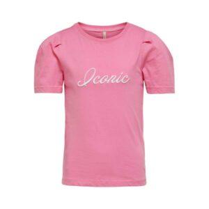 KIDS ONLY KONELLA T-paita, Aurora Pink