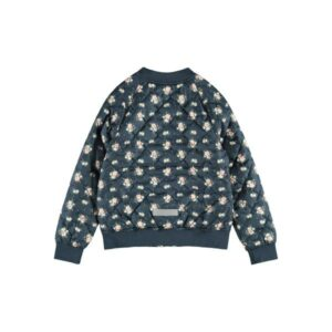 NAME IT NKFMARIE bomber-takki, Midnight Navy