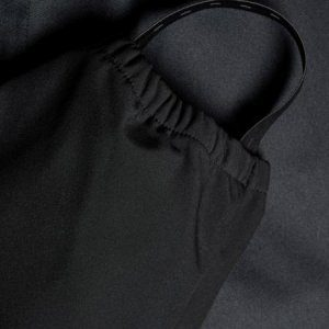 NAME IT NKNALFA SOLID softshell-housut, Black