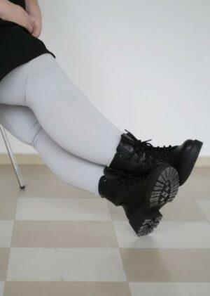 KANTO DESIGN SIRO leggingsit, Harmaa