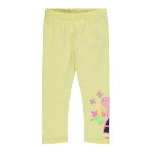 NAME IT NMFPEPPAPIG MODINA leggingsit, Yellow Pear