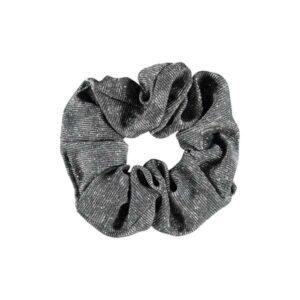 NAME IT NKFACC-KISE scrunchie, Silver Colour