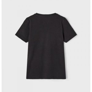 NAME IT NKMAMONGUS JASE t-paita, Black